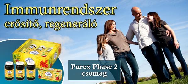 Purex Phase 2. Regeneráló csomag